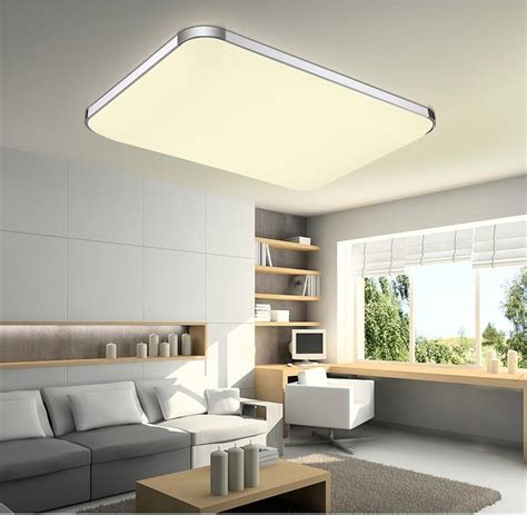 Led Lights For Room Ceiling by Dimmable Modern Led Ceiling Lights For Living Room Bedroom