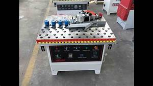 Lonjan Machinery Md535  Md607 Manual Edge Banding Machine