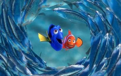 Nemo Finding Dory Marlin Fantastic Desktop Widescreen