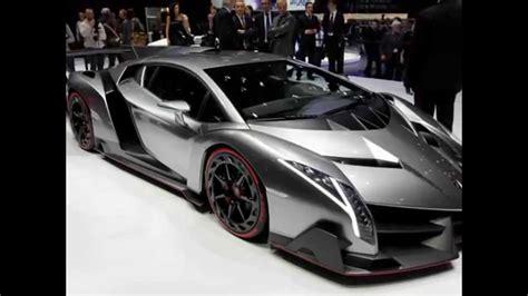 le la plus puissante voiture la plus puissante du monde lamborghini veneno 2013 pr 233 sent 233 au salon de 233 ve