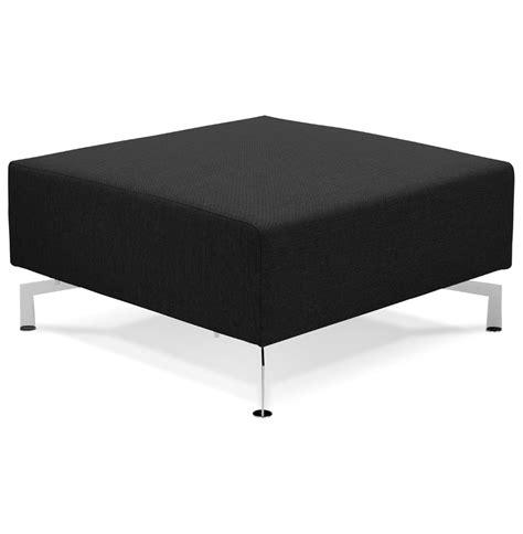 canapé voltaire pouf de canapé voltaire one noir canapé modulable