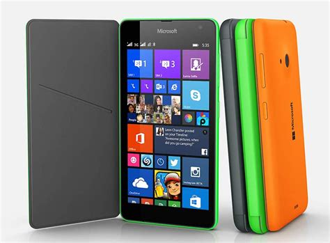 selfie friendly microsoft lumia 535 comes to india at rs 9 199 igyaan