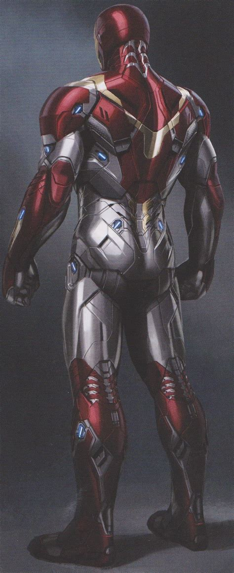 Spiderman Homecoming Homemade Suit Concept Art Takes