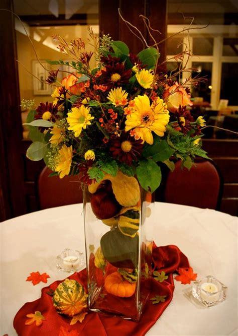 totally easy diy fall flower arrangements