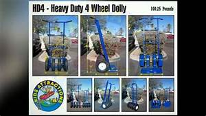 Bounce House Dolly  Moonwalk Dolly  Heavy Duty Dolly For
