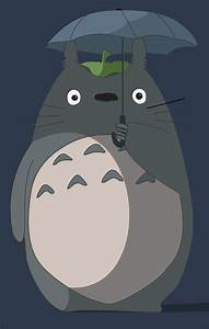 The gallery for --> White Totoro Tattoo