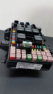2006 Chrysler Pacifica Fuse Box Location