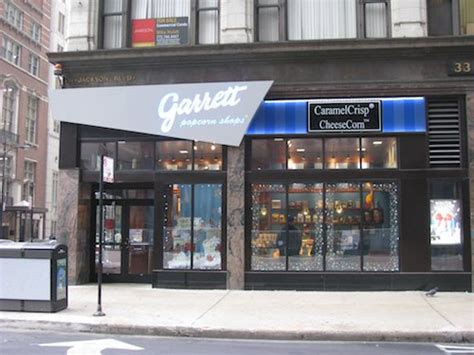 The Over 21 Club: Garrett Popcorn Shops   Chicago   Serious Eats