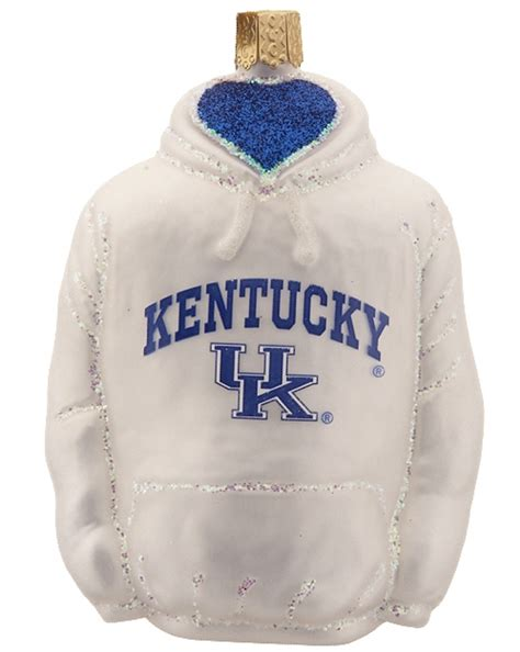 university of kentucky christmas ornament college and