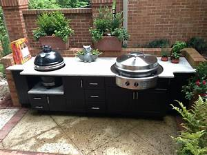 Edelstahl Outdoor Küche : k chenschr nke materialien f r outdoor k chen ~ Sanjose-hotels-ca.com Haus und Dekorationen