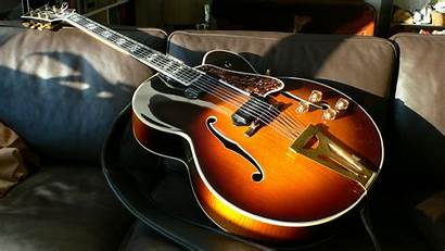 Gibson 400 Super Wallpapers Ces 1956 Guitar
