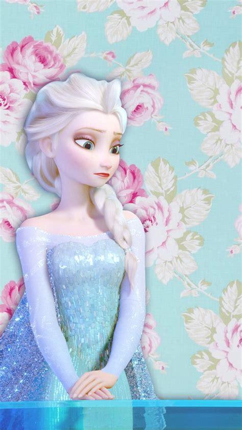 Frozen Elsa  Mobile Wallpaper  Papel De Parede Imagem