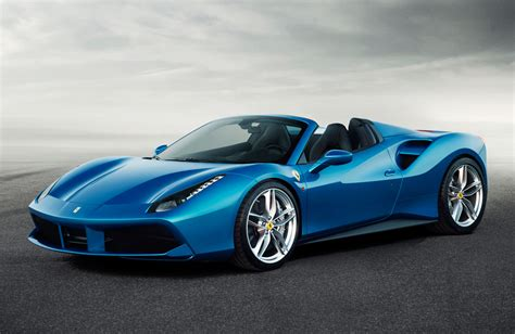 Ferrari 488 Spider  Luxury Cars