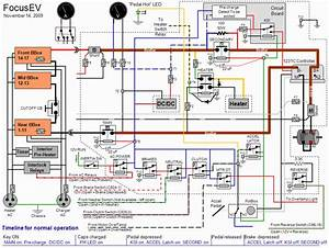Free Auto Wiring Diagram  2001 Ford Focus Convert Fuel Wiring Diagram