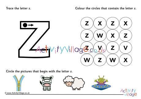 alphabet learn  letter  worksheet