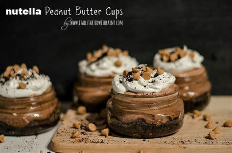 nutella dessert recipe