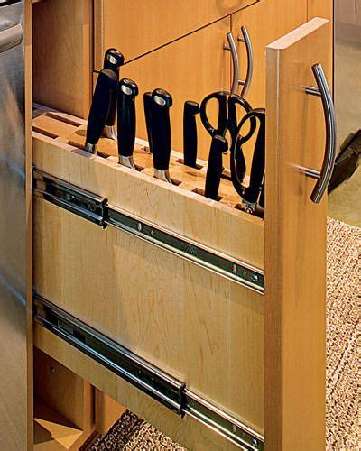 kitchen knife storage ideas 126 best images about smart storage for small kitchens on 5291