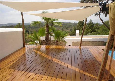 terrassenplatten bambus mediterrane terrasse mit bambusdielen gartengestaltung