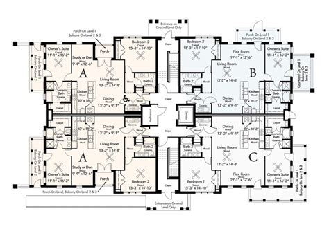 charleston homes floor plans lovely charleston  unit