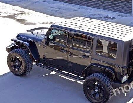 Modifikasi Jeep Wrangler by Modifikasi Jeep Wrangler Rubicon 2008 Otomotif News