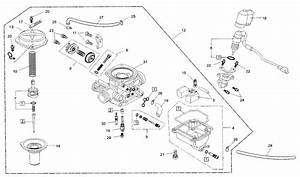 150cc Gy6 Carburetor Area