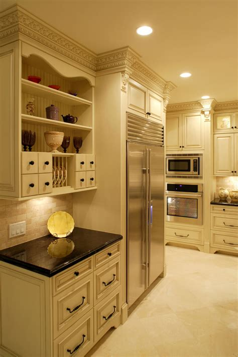 granite topped kitchen island 41 white kitchen interior design decor ideas pictures