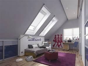 Zettels Kleines Zimmer : fabelhafte zimmer mit dachschr ge kinderzimmer mit schrge einrichten von jugendzimmer mit ~ Watch28wear.com Haus und Dekorationen