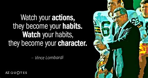 vince lombardi quote   actions
