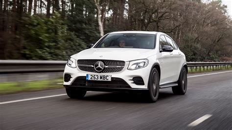 Mercedes Amg 4matic by Mercedes Amg Glc43 4matic Coupe 2017 Review Car Magazine