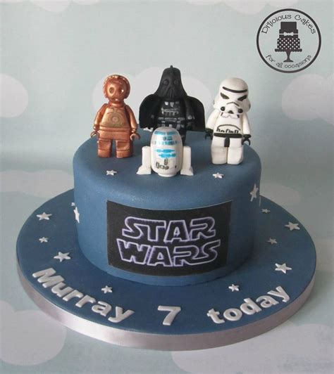 star wars template cake star wars birthday party ideas my practical birthday guide