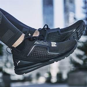 Puma Ignite Limitless Men's Running Shoes Black