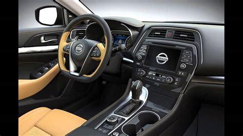2017 Nissan Altima Interior Youtube