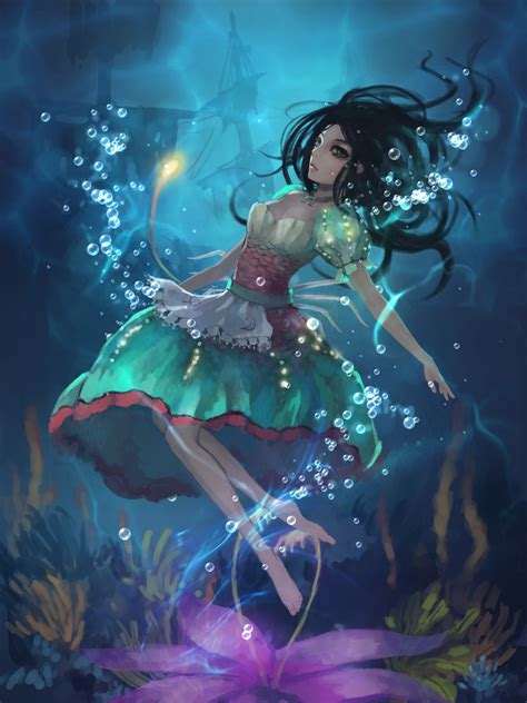 Alice 04 Alice Madness Returns Fanclub Fan Art