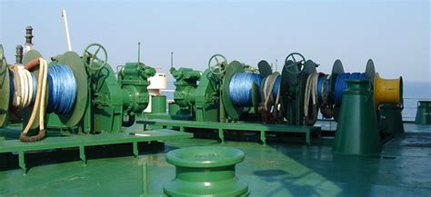 Boat Mooring Winch by Mooring Winch Ellsen Mooring Winches With High Quality