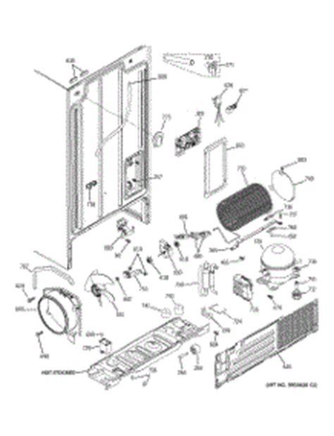 parts  ge gshjsxnss refrigerator appliancepartsproscom