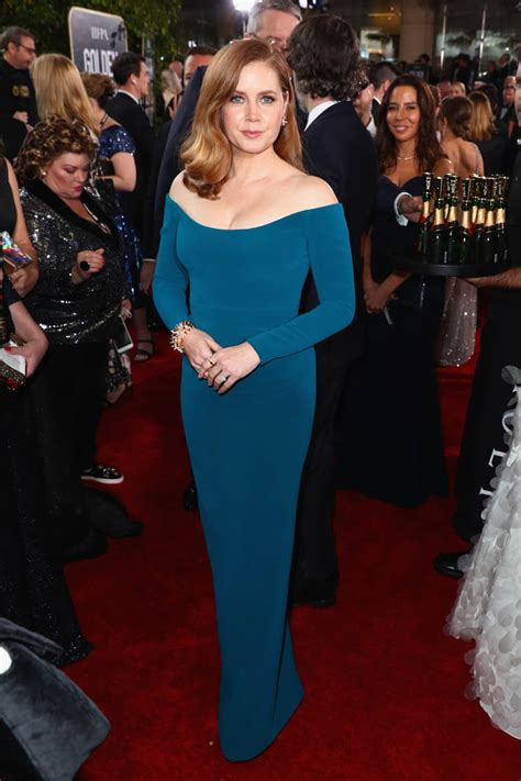 The 2019 golden globe nominations were announced early thursday morning, and while there were plenty of surprises and snubs, two actresses came away with double nominations: Amy Adams and Claire Foy dressed like they knew they ...