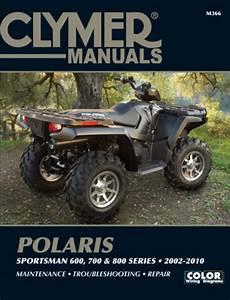 Polaris Sportsman 600  700  U0026 800 Series Atv  2002