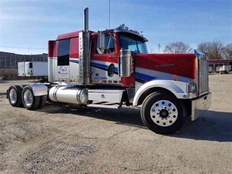 western star    sleeper semi trucks
