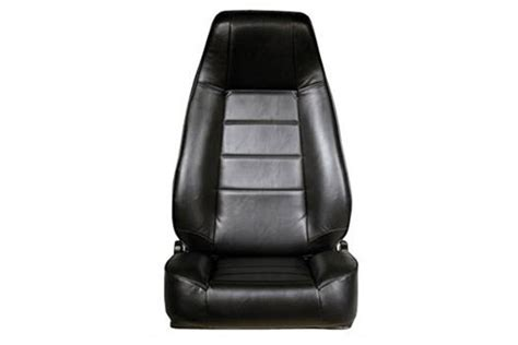 Smittybilt Factory Replacement Seat With Recliner 76-86