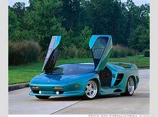 6 failed car companies Vector Motors 1971 1993 6