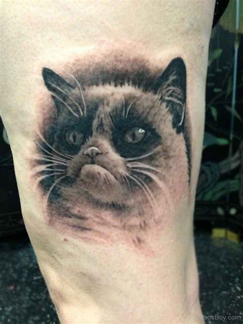 Cat Tattoos: Every Cat Tattoo, Design, Placement, and Style