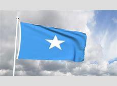 Flag Of Somalia Stock Footage Video 2584481 Shutterstock