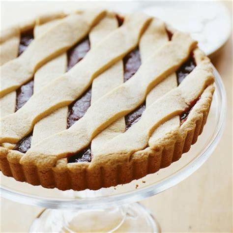 cranberry jam tart recipe myrecipes