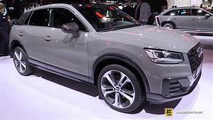 Audi Q2 Interieur : 2018 audi q2 tdi quattro exterior and interior walkaround 2017 frankfurt auto show youtube ~ Medecine-chirurgie-esthetiques.com Avis de Voitures