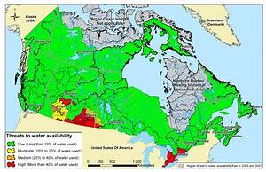 Economics Blog  Supply And Demand Of Freshwater In Canada