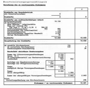 Einkommensteuer Berechnen 2015 : tipp so k nnen sie ihren steuerbescheid pr fen ~ Themetempest.com Abrechnung