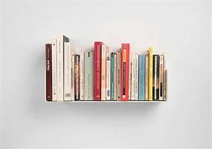 Etagere Livre Murale : tag re murale design us etagere 45 cm teebooks ~ Melissatoandfro.com Idées de Décoration