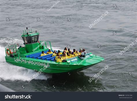 Lachine Rapids Jet Boat by Montreal Ca June 09 Saute Moutons Lachine Rapids Jet