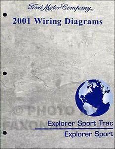 Ford Explorer Wiring Diagram Manual Sport