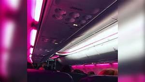 Southwest, Flight, Turns, Cabin, Lights, Pink, For, Women, U0026, 39, S, March, On, Washington